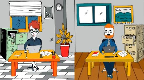 HR Software Explainer Video – 2D Animation
